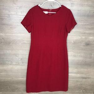 3/$25🛍️ Talbots Women's Short Sleeve Sheath Dress